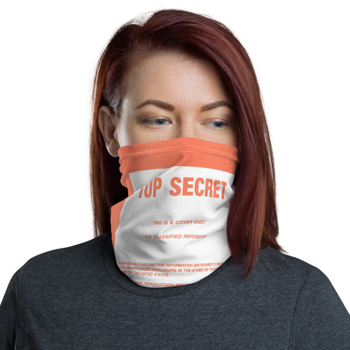 Top Secret Face Mask