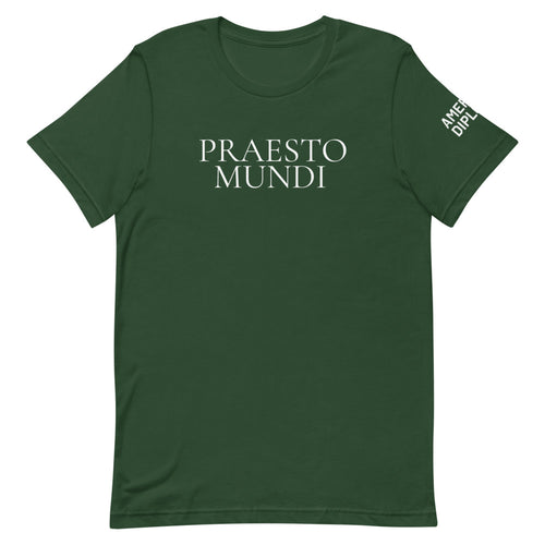 Praesto Mundi (Worldwide Available)