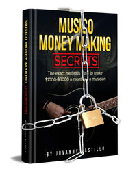 How to make $1000-$3000 a month as a musico... (Easy) - Como Tocar Chingon