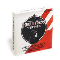 Requintazo Strings! Coated Legacy 12 String Pack!!! - Como Tocar Chingon
