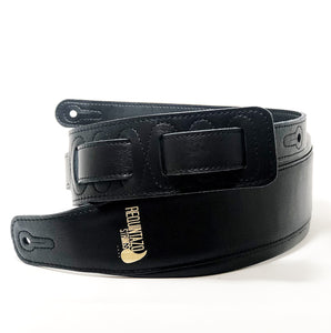 Padded Requintazo Leather Strap - Shoulder Pain Relief - Como Tocar Chingon