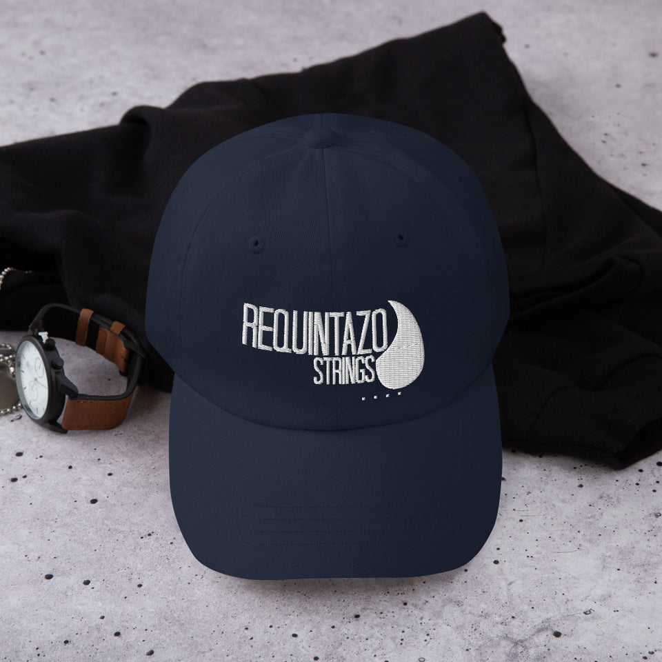 Requintazo Classic Dad hat - Como Tocar Chingon