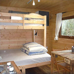 EcoDen Self Catering - Two People - Main Weekend & BC Week