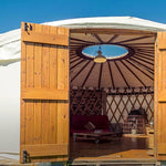 Yurt (Sleeps 2 - Double Bed) - Two People - Main Weekend