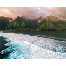 Load image into Gallery viewer, Above Teahupo'o