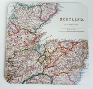 Table Mat - Scotland