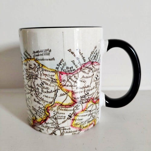 Mug - Inverness and Morayshire