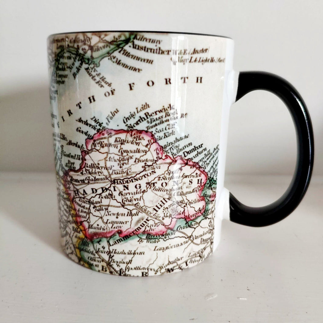 Mug - Firth of Fourth and Clyde from East Coast to West