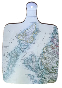 Chopping Board - Outer Hebrides