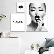 Affiche Vogue - Décoration