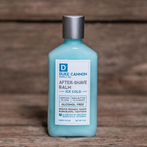 Duke Cannon After Shave Balm