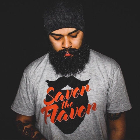 Savor the Flavor T-Shirt (Grey)