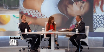 The Doctors BUZZ Bed of Nails