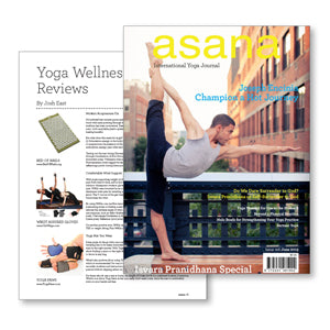 asana magazine bed of nails press feature