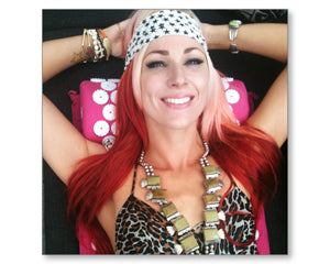 bonnie mckee on bed of nails acupressure mat and pillow products benefits include pain management stress relief mindfulness healthy modern day acupressure session at home