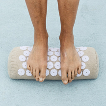 bed of nails acupressure pillow eco friendly materials