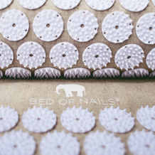bed of nails acupressure mat eco friendly sustainable materials
