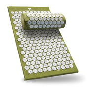 BON Mat & Pillow - Green - Bed of Nails