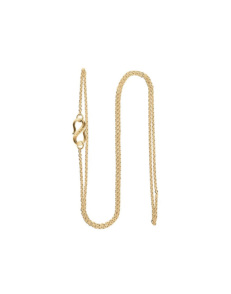 CHAIN 45 CM<br>Necklace, 18k gold