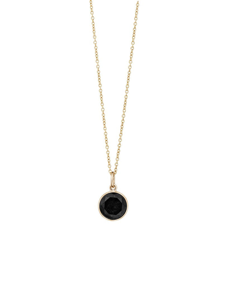 ETERNITY<br>Pendant with chain, 18k gold
