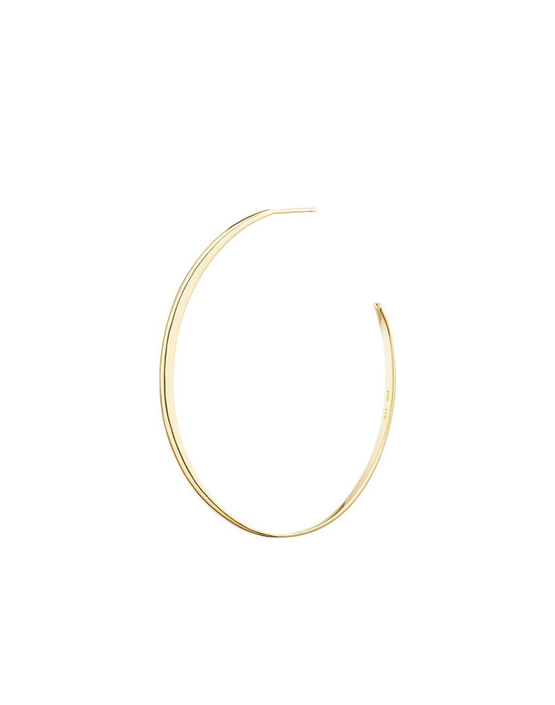 GLOW LARGE<br>Earring (one piece), 18k gold