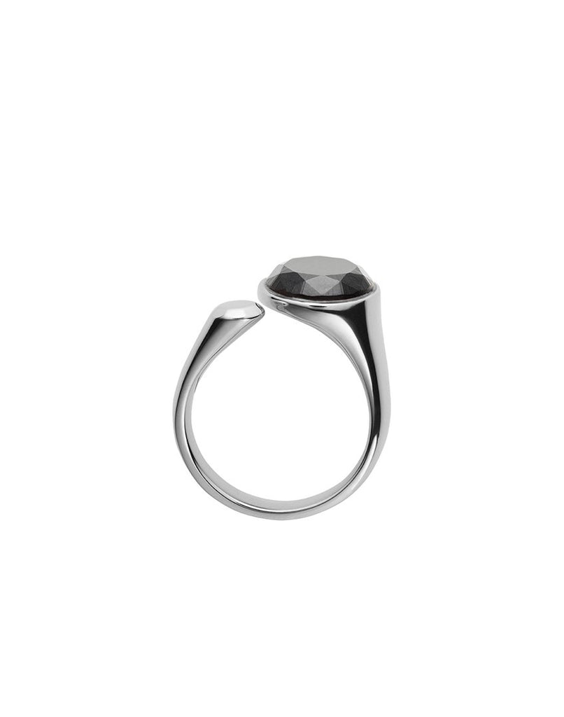 IF AT LAST<br>Ring, sterling silver