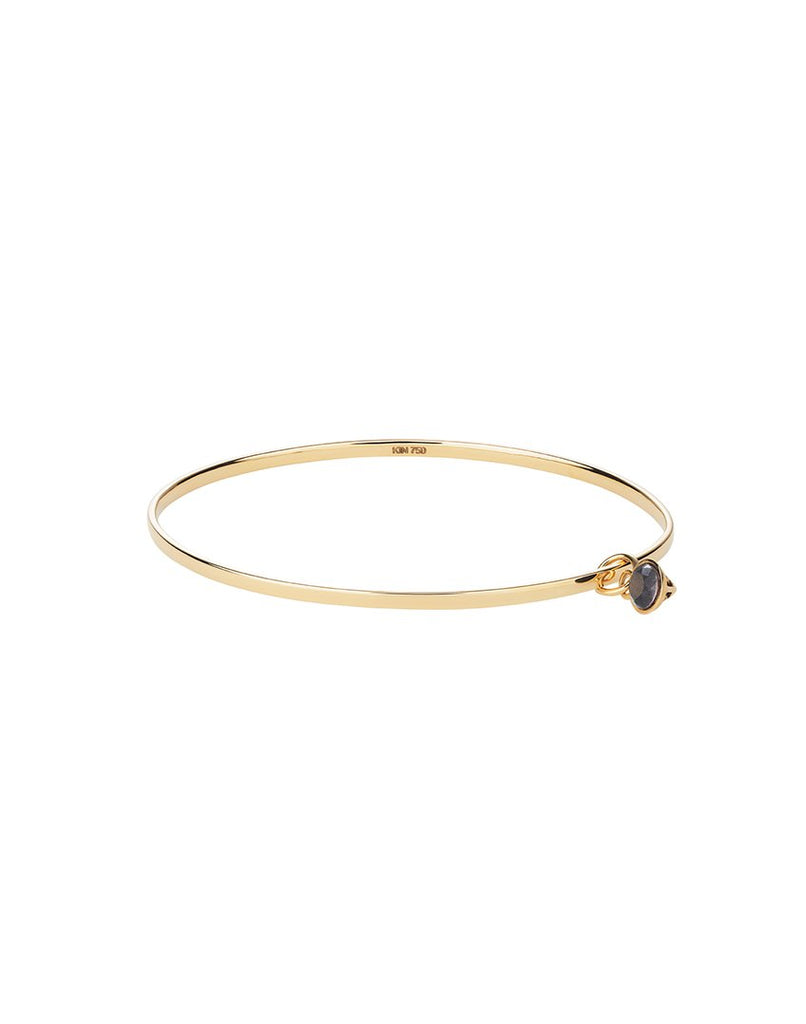 NEVER KNEW<br>Bracelet, 18k gold