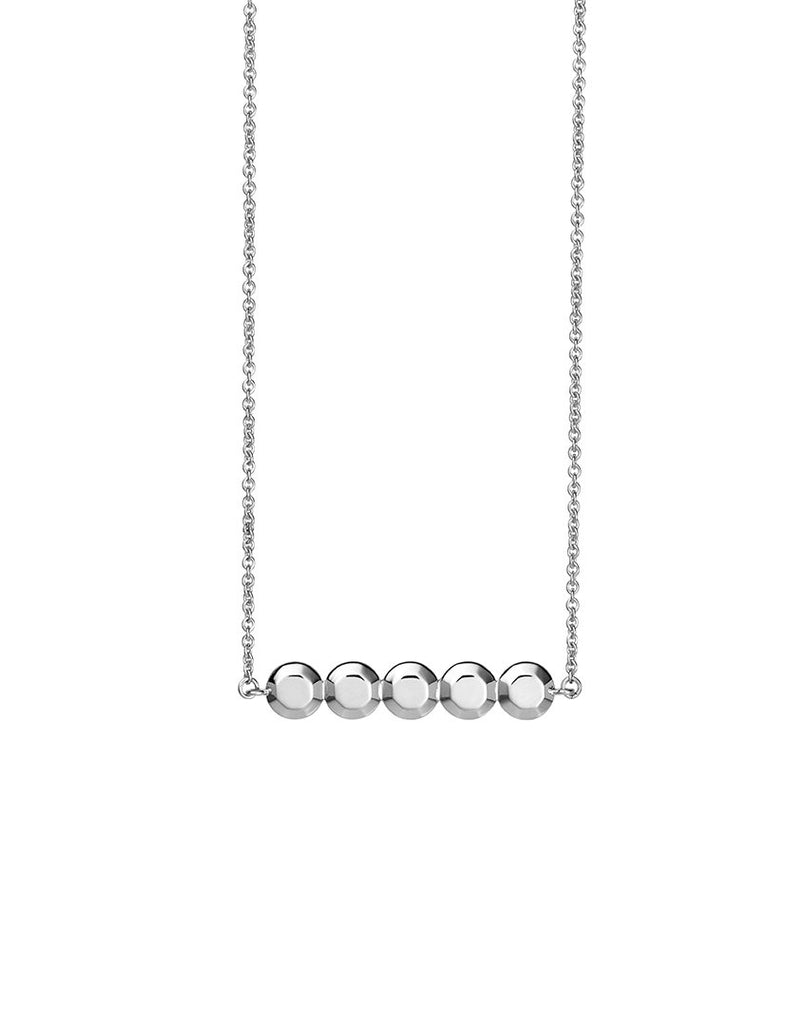SOUL ALONE<br>Necklace, sterling silver