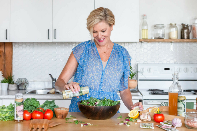 Meet Kristi Knowles: CEO of Mother Raw