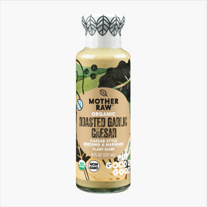Roasted Garlic Caesar Dressing Bottle