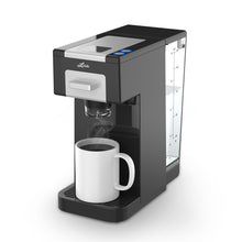 Load image into Gallery viewer, Litchi Single Serve Coffee Maker, Black