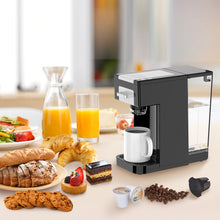 Load image into Gallery viewer, Litchi Single Serve Coffee Maker, Black - LitchiLive