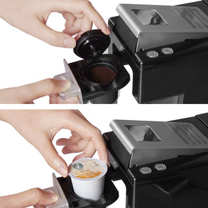 Litchi Single Serve Coffee Maker