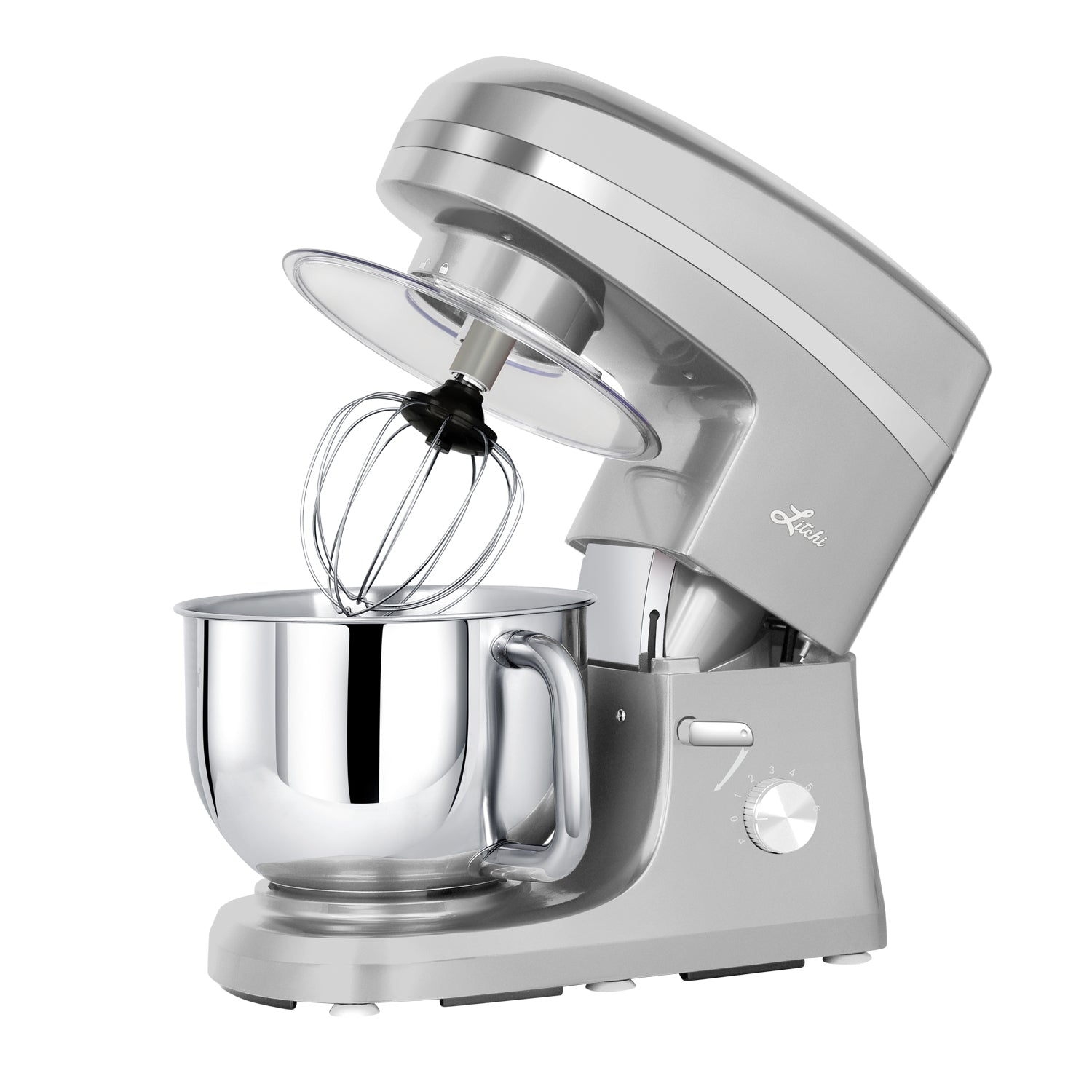 Litchi 4-IN1 Multi-function 5.5Qt Stand Mixer