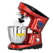 Load image into Gallery viewer, 7.4 Quart Professional Stand Mixer by Litchi, Silver - LitchiLive