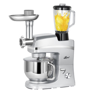 5.3 Qt. Litchi Most Versatile Stand Mixer, Red - LitchiLive