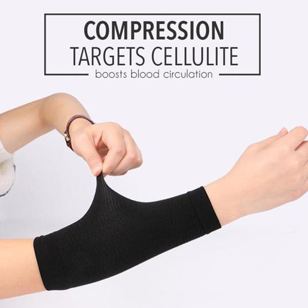 7060ad91dc ShapeUp Arm Shaping Sleeves - Wolf Crescent