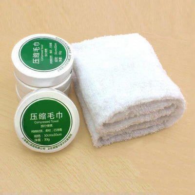 Magic Compressed Towel