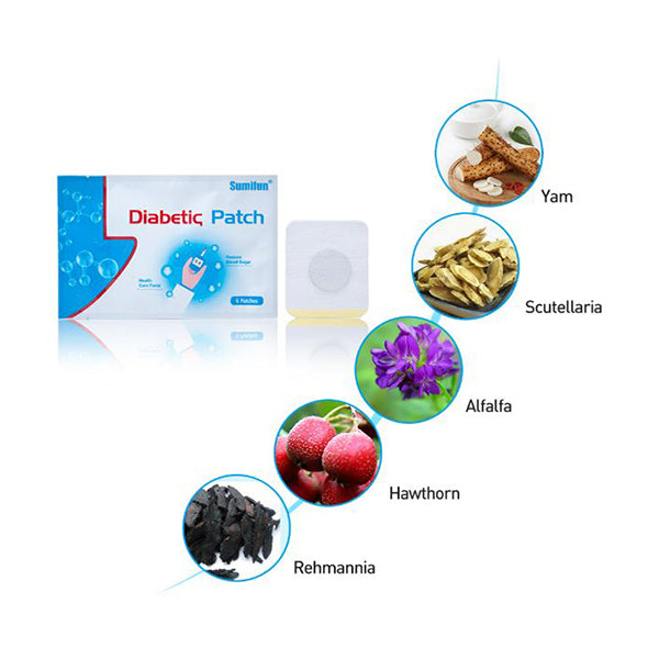 HerbalAid Diabetic Patch
