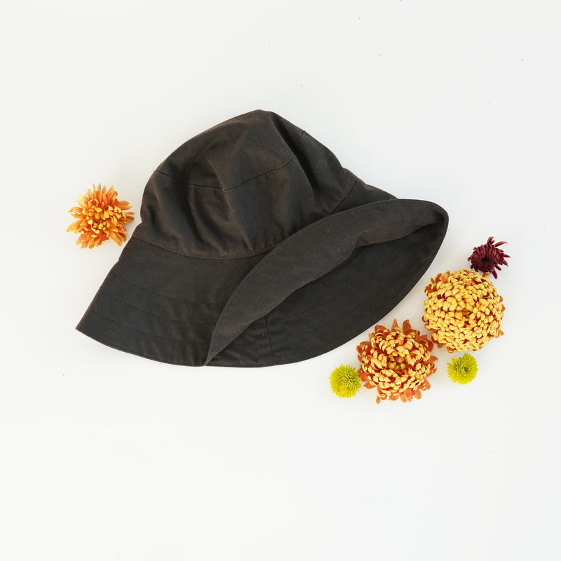 Bradley's - Heritage Waxed Cotton Hat