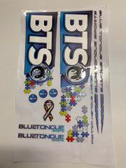 Autism Awareness Sticker Set
