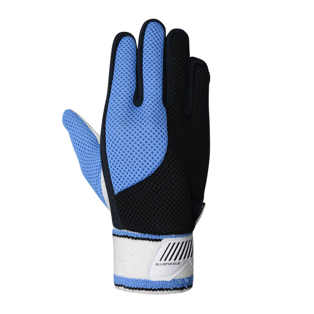 Mens Mesh Knit Indoor Gloves