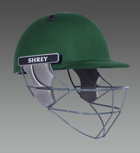 Shrey armour fixed mild steel powdercoated grille helmet  Boys/Youth