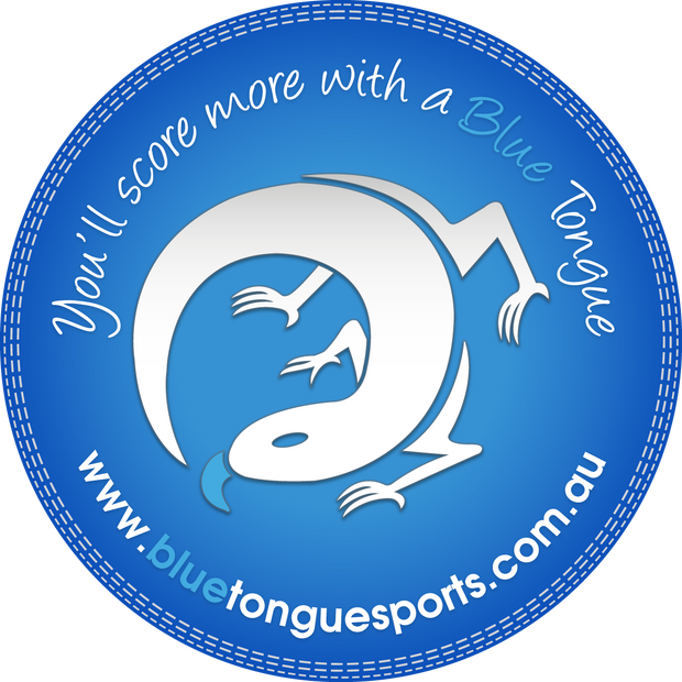 BlueTongue Sports Classic Sticker