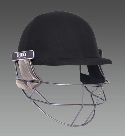 Shrey Pro Guard Titanium Visor Cricket Helmet