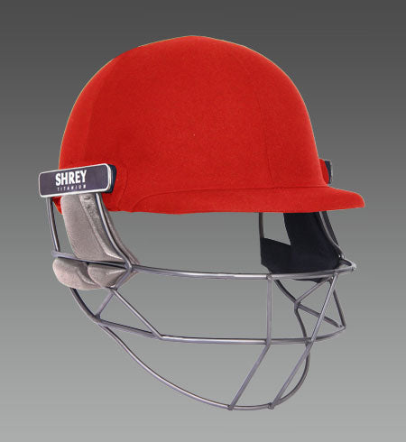 Shrey Pro Guard Stainless Visor Cricket Helmet