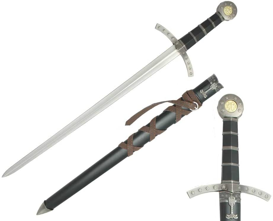 Crusaders Short Sword - SolomonsOrder