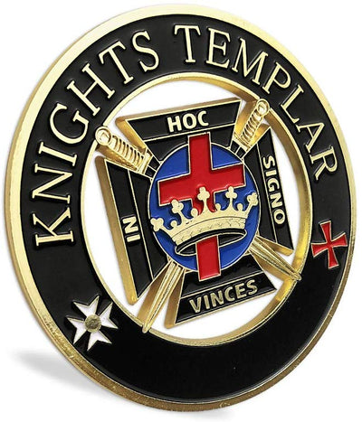 Knights Templar  Decal - SolomonsOrder