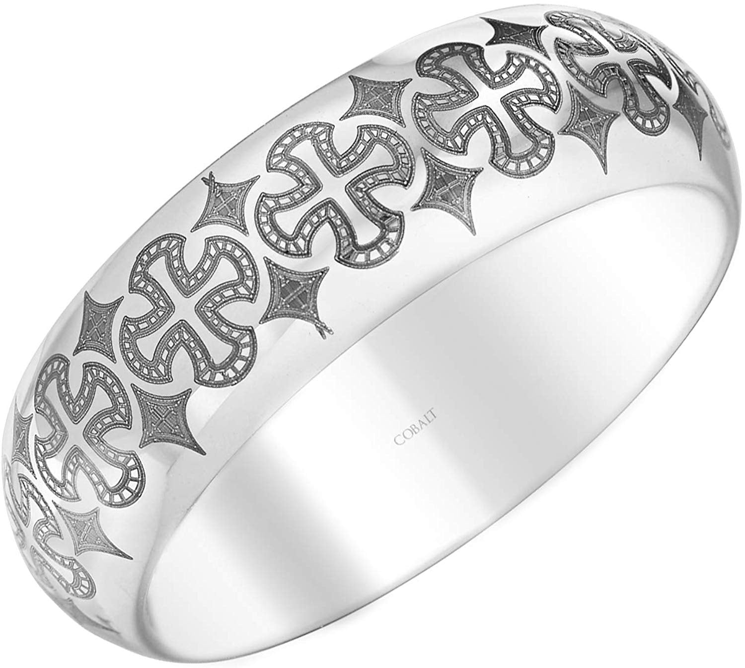 Templar Cross Design Ring - SolomonsOrder