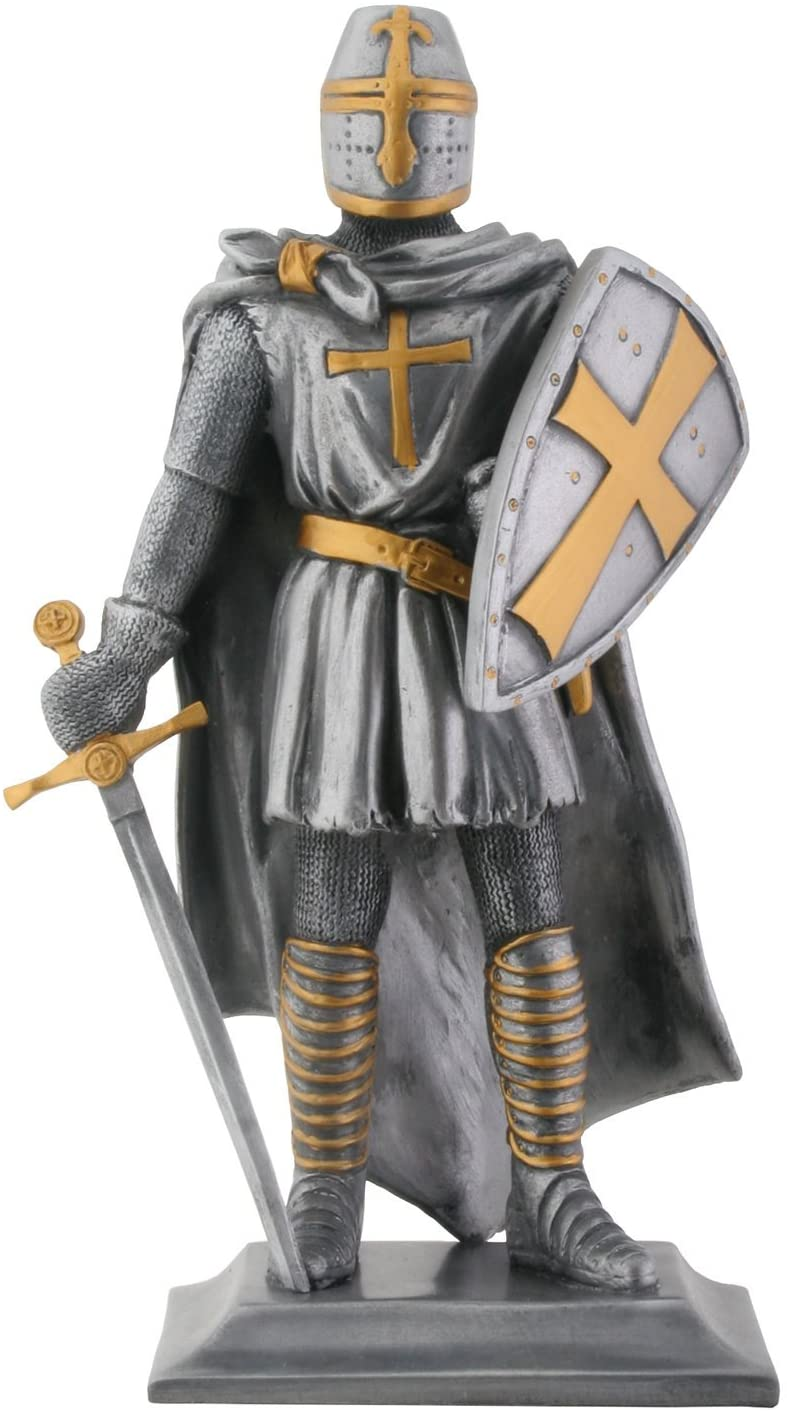 Templar Knight Figurine